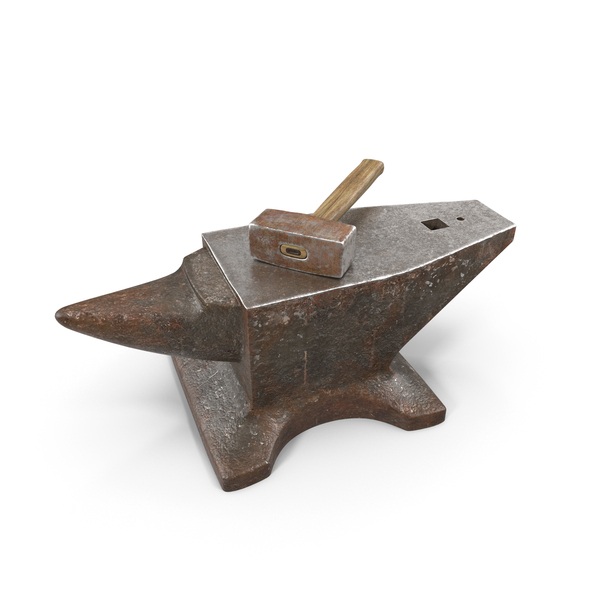 Hammer and Anvil Object