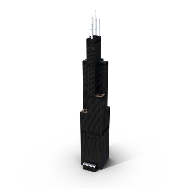 Willis Tower Object