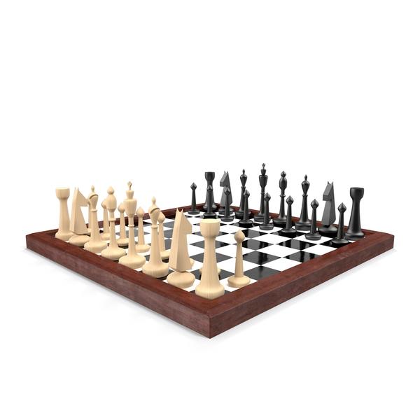 Chess Set Object