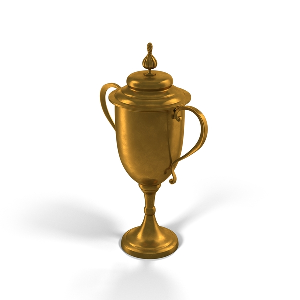 Trophy Cup Bronze Object