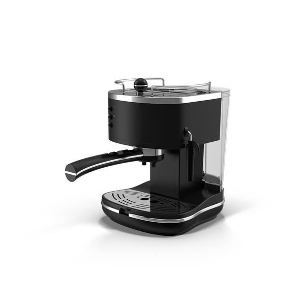 DeLonghi Espresso Machine Object