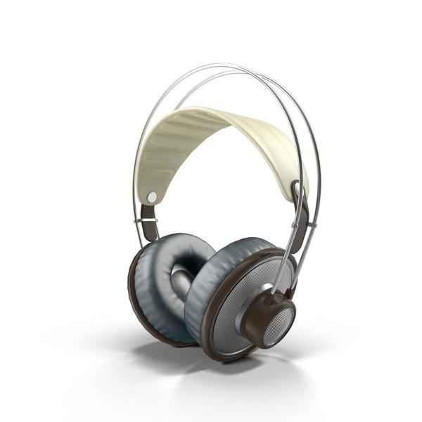 Headphones Object