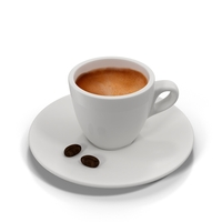 Espresso Cup Object