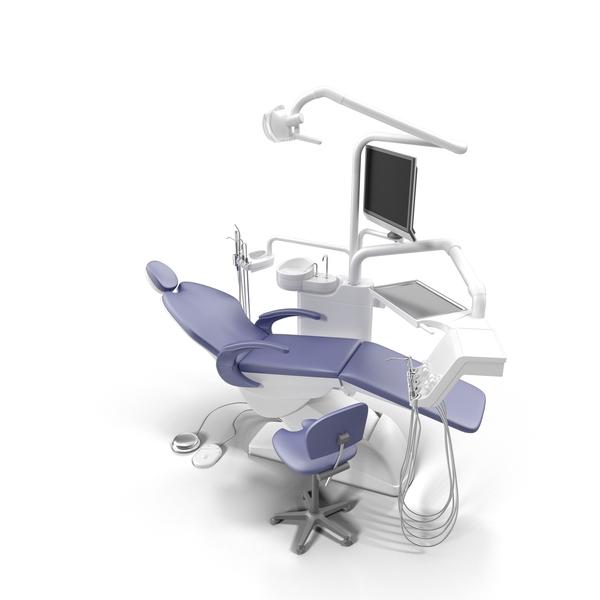 Dental Equipment Object