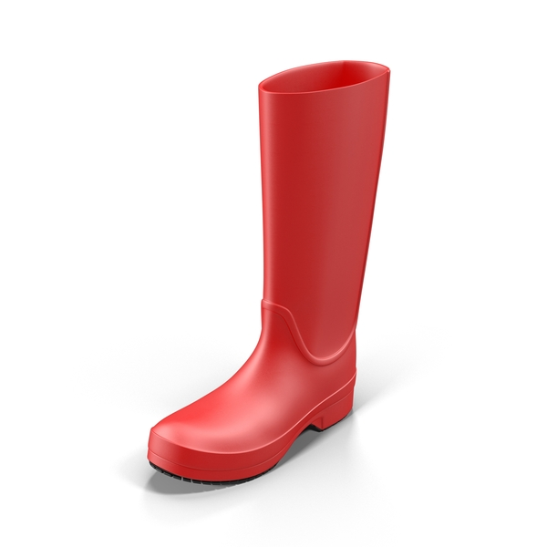 Rain Boot Object