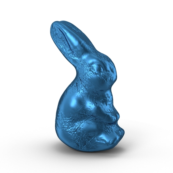 Chocolate Bunny Object