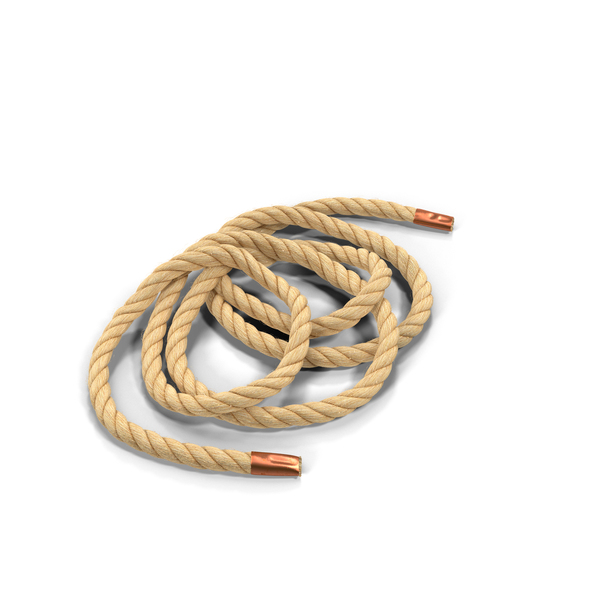 Loose Rope Pile Object