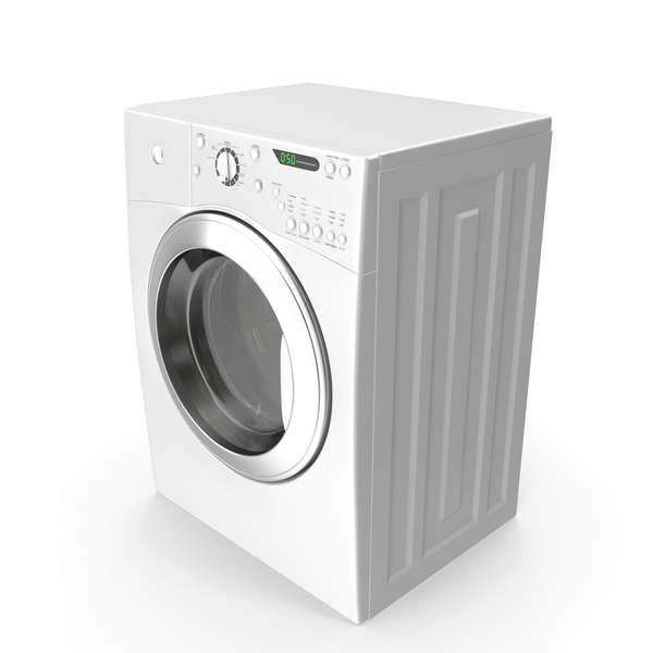 Front Loading Washer Object