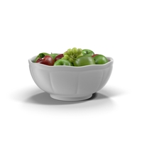 Fruit Bowl Object