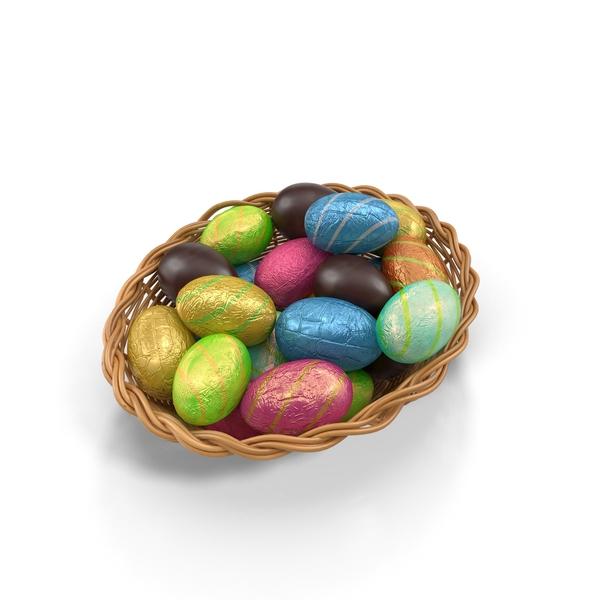 Easter Basket Object