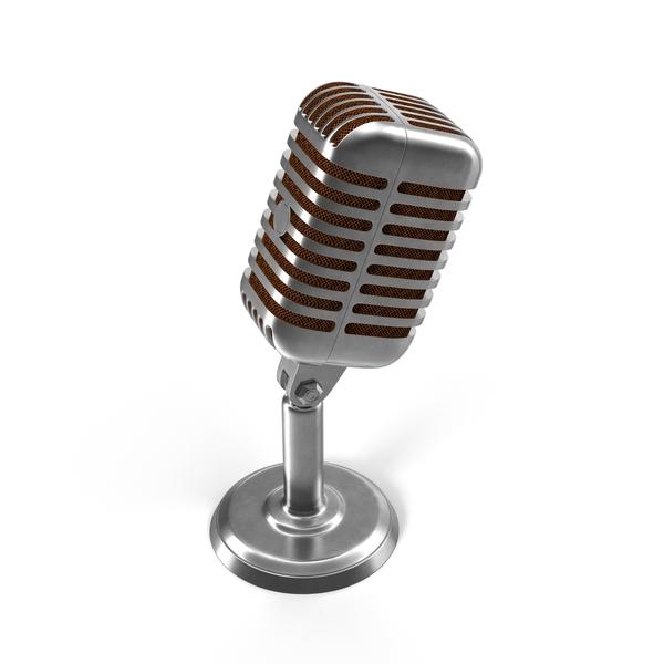 Radio Microphone Object