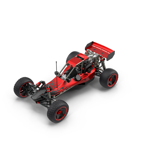 RC Car Carbon Object