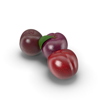 Plums Object
