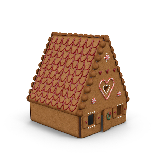 Gingerbread House  Object