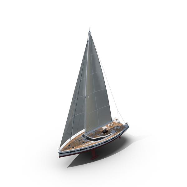 Sailboat Object