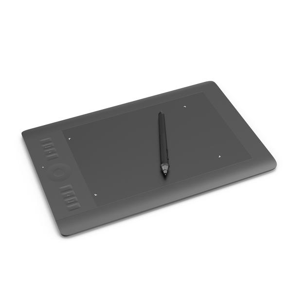 Digital Drawing Tablet Object