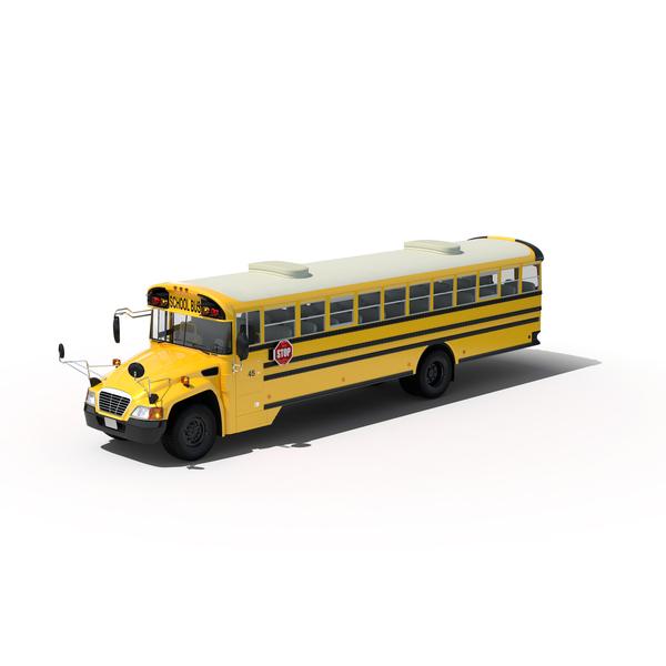 School Bus Object
