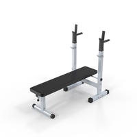 Weight Bench Object