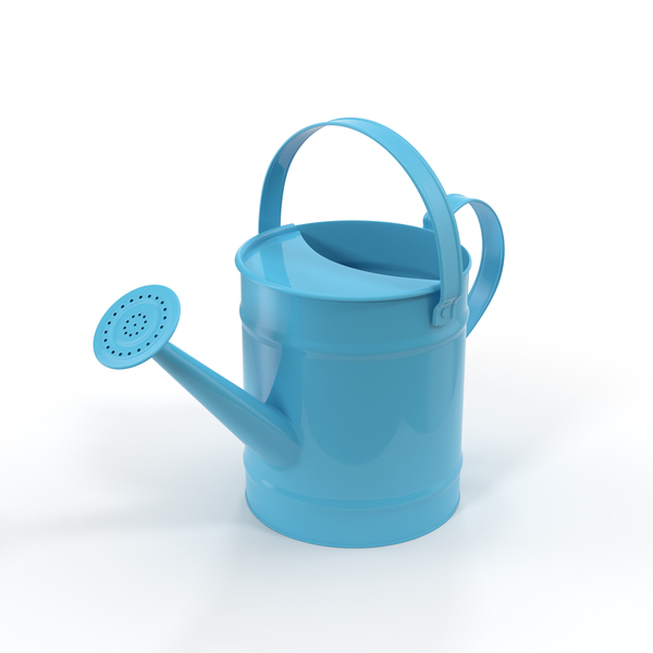 Kids Watering Can Object