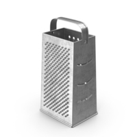 Cheese Grater Object