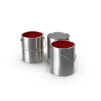 Paint Can Object