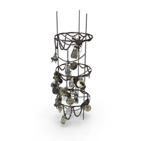Fantasy Kitchen Rack Object
