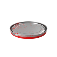 Paint Can Lid Object