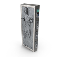 Han Solo In Carbonite Object