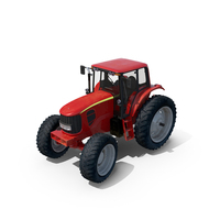 Tractor Generic  Object