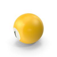 1 Ball Object