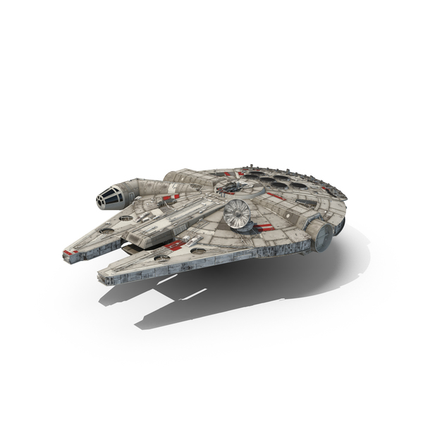 Millennium Falcon Object