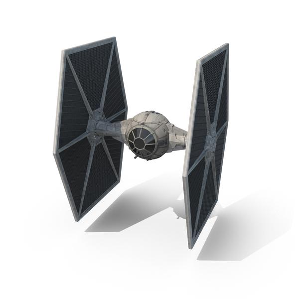 Tie Fighter Object