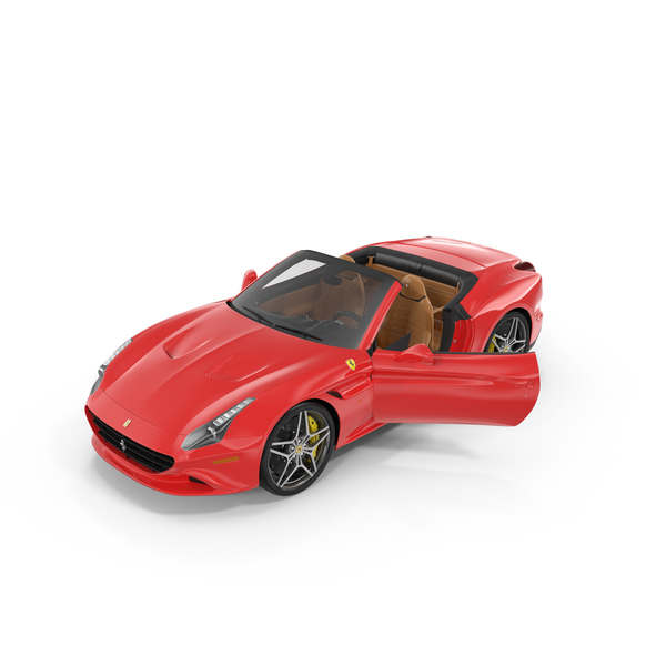 Ferrari California Object