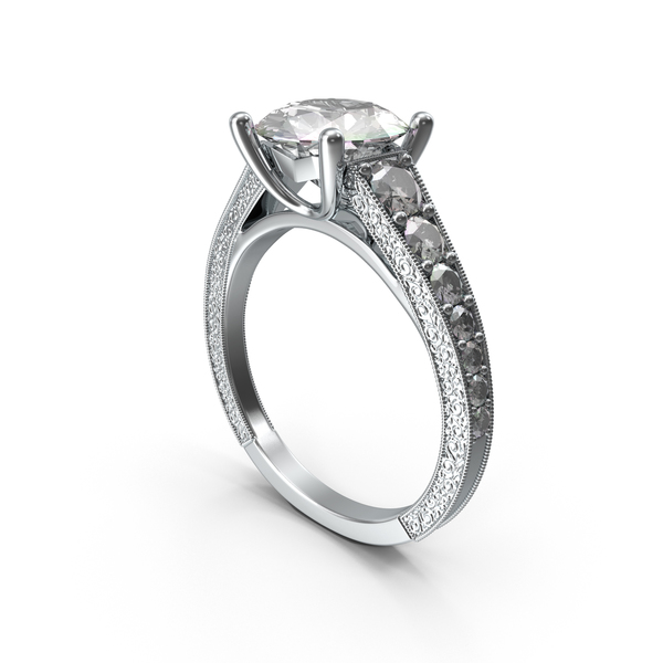 Engagement Ring Object