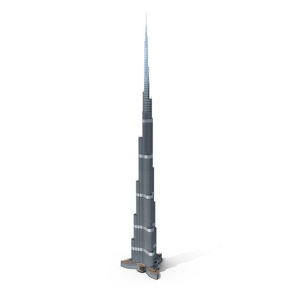 Burj Khalifa Object