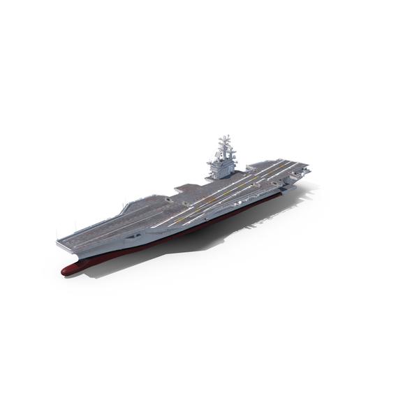 USS Ronald Reagan CVN 76 Object