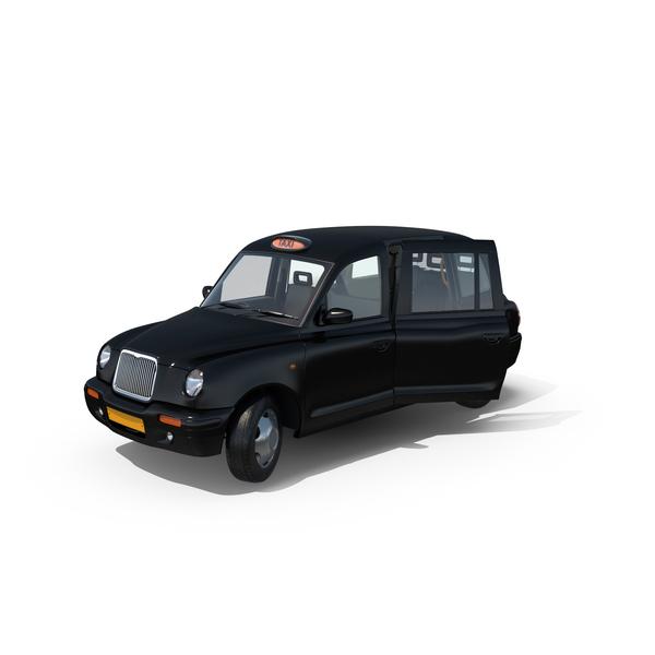 London Cab Object