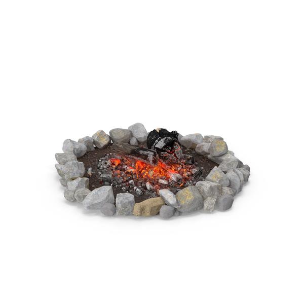 Campfire Pit Object