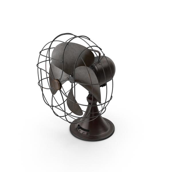 Desk Fan Object