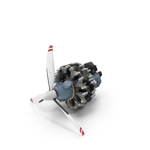 Pratt and Whitney R-2800 Object