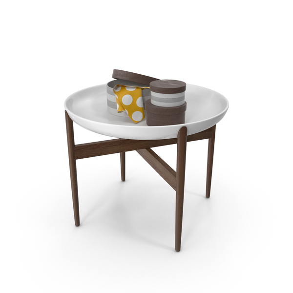 Side Table Object