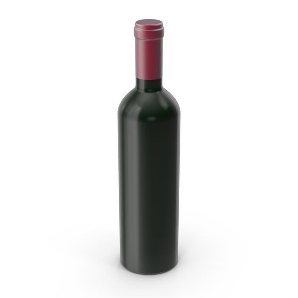 Wine Bottle Object