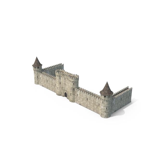 Castle Gatehouse Object