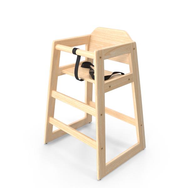 High Chair Object