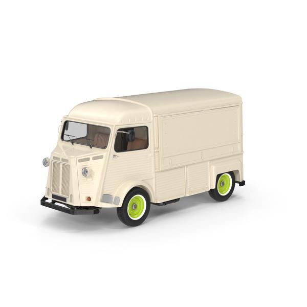 Food Truck Object