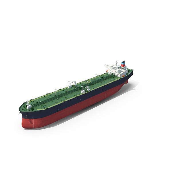Supertanker Ship Object