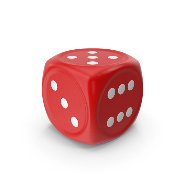 Red Die Object