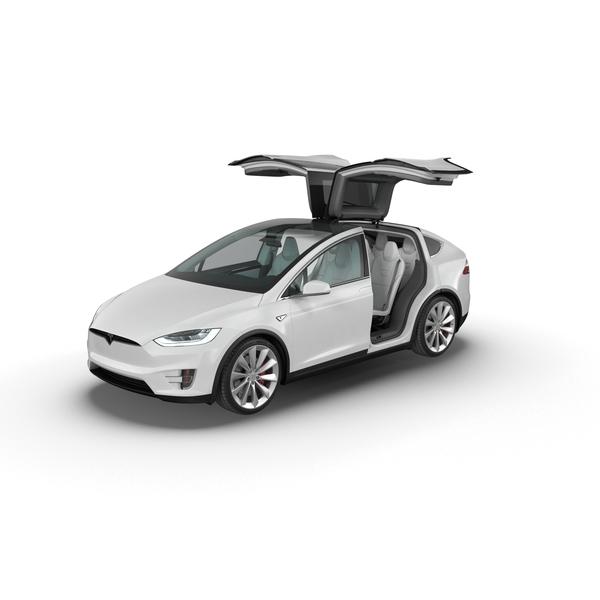 Tesla Model X Object