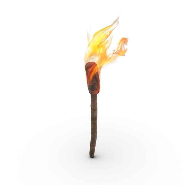 Hand Torch Object