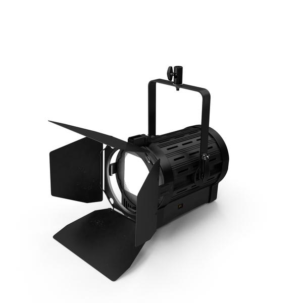 Studio Fresnel Light Object